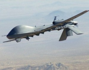 U.S. Drone in Pakistan